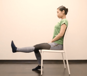 大腿四頭筋のトレーニング
