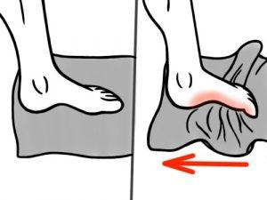 足底筋群のトレーニング