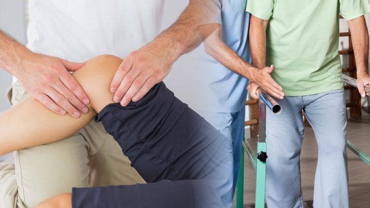 変形性膝関節症のリハビリについて