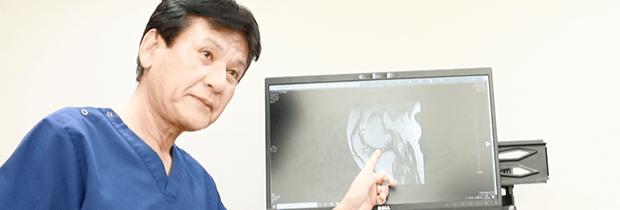 ひざの治療で大切にしていること 痛みは早期に取り除く