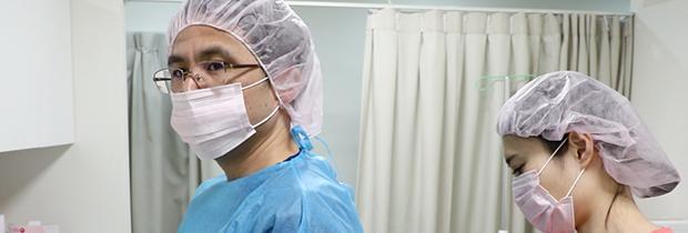 横田院長の再生医療の道を選んだ理由 イメージ